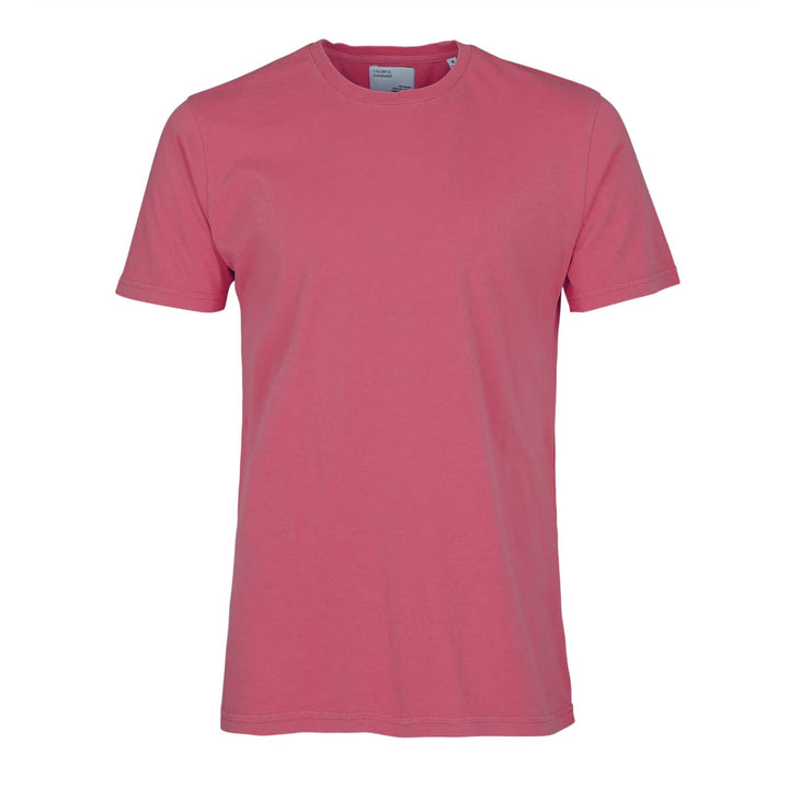 COLORFUL STANDARD S/S ORGANIC COTTON T-SHIRT CS1001 RASPBERRY PINK