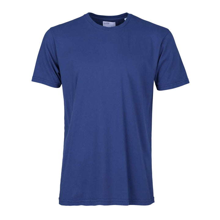 COLORFUL STANDARD S/S ORGANIC COTTON T-SHIRT CS1001 ROYAL BLUE