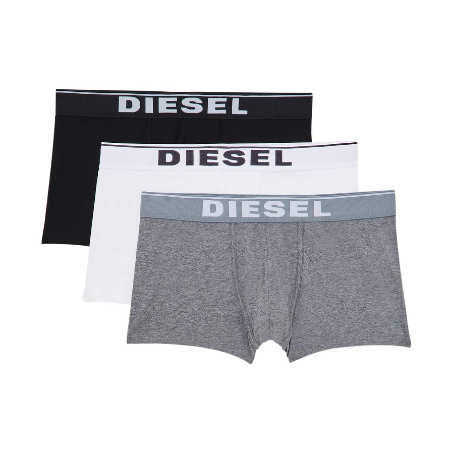 DIESEL UMBX-DAMIENT 3 PACK BOXER SHORTS
