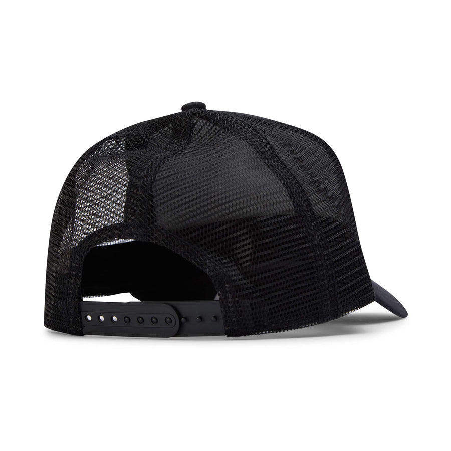GOORIN BROS. KING MESH TRUCKER CAP 101-2747 BLACK