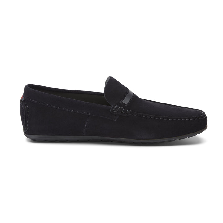 HUGO BOSS DANDY SLIP ON LOAFER 50428711 DARK BLUE