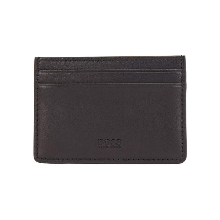 HUGO BOSS MAJESTIC S_S CARD 50397495 BLACK