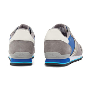 HUGO BOSS PARKOUR RUNN 50433661 OPEN GREY (064)