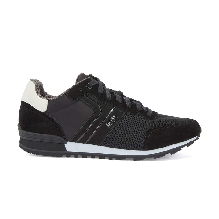 HUGO BOSS PARKOUR RUNN TRAINER 50433861 BLACK