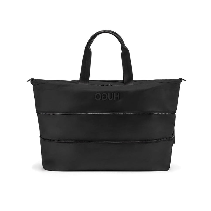HUGO BOSS RECORD HOLDALL_ZIP 50407501 BLACK