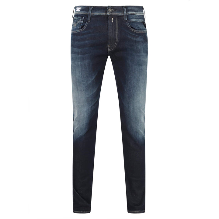 REPLAY ANBASS HYPERFLEX 5 POCKET JEAN M914 - 661 02D 009 TURBO WASH
