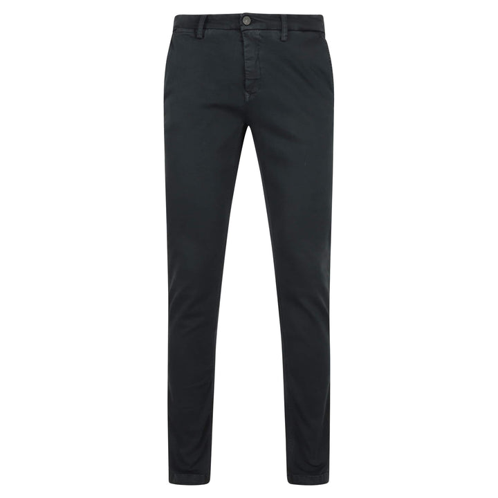 REPLAY SLANT POCKET HYPERFLEX CHINO M9627L.8166197.010 NAVY