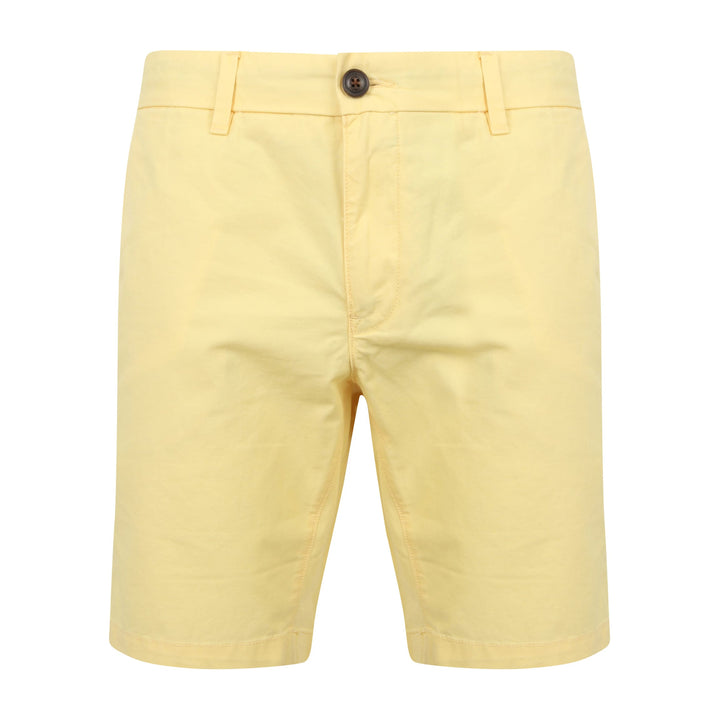 TOMMY HILFIGER SLANT POCKET BROOKLYN SHORT MWO9647 YELLOW
