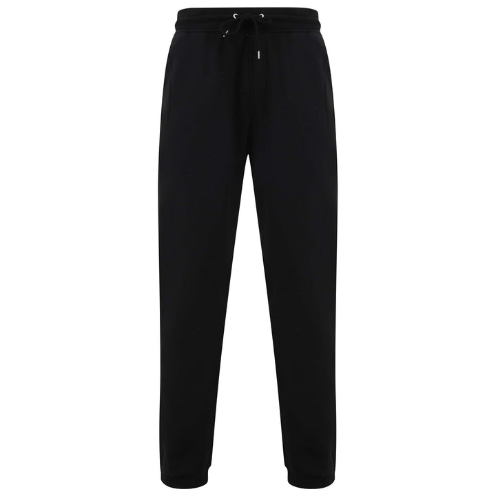 COLORFUL STANDARD DRAWSTRING FITTED JOGGER CS1009 DEEP BLACK