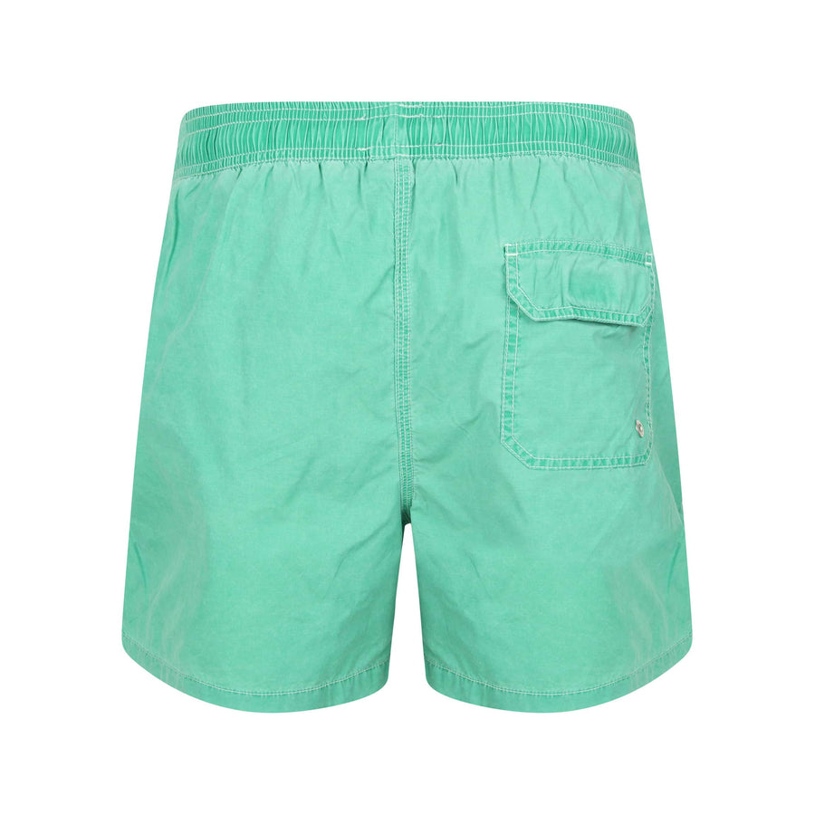BARBOUR DRAWSTRING TURNBERRY SWIMSHORT MSW0018 GREEN