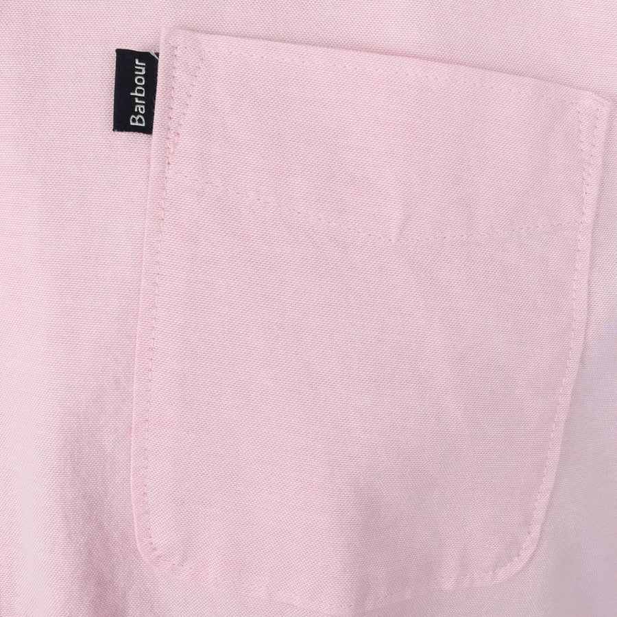BARBOUR L/S OXFORD 2 TAILORED FIT SHIRT MSH4410 PINK
