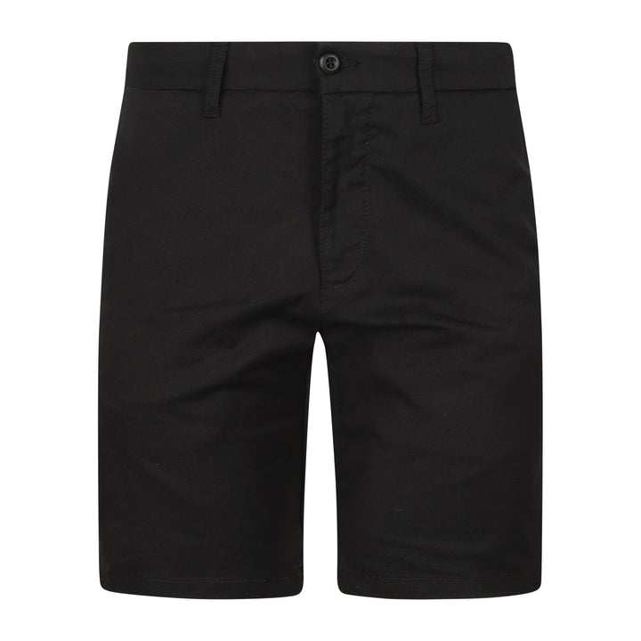 CARHARTT SLANT POCKET CHINO SHORT IO10722 BLACK