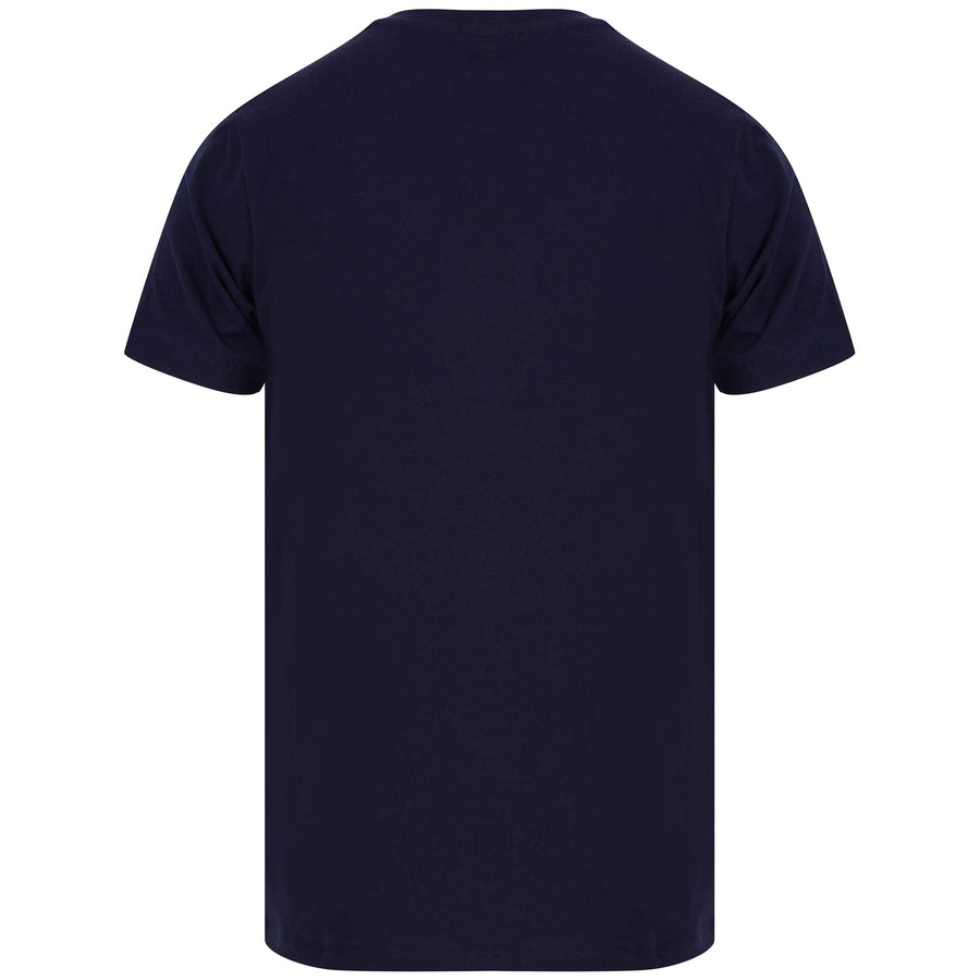 SSEINSE ESSENTIAL FITTED T-SHIRT MI1692SS NAVY (BY)