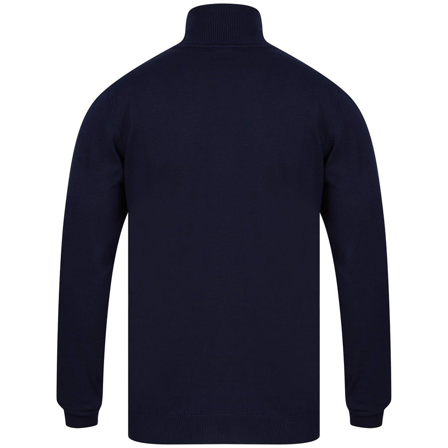 SSEINSE DOLCEVITA ROLL NECK JUMPER MI1620SS NAVY (BY)