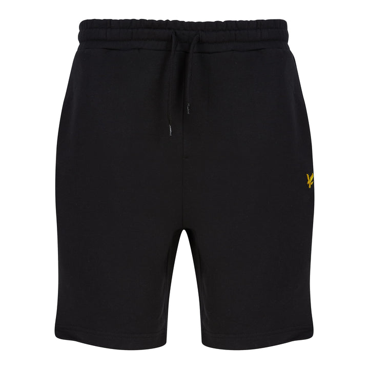 LYLE & SCOTT SWEAT SHORTS ML414VTR - Jet Black (Z865)
