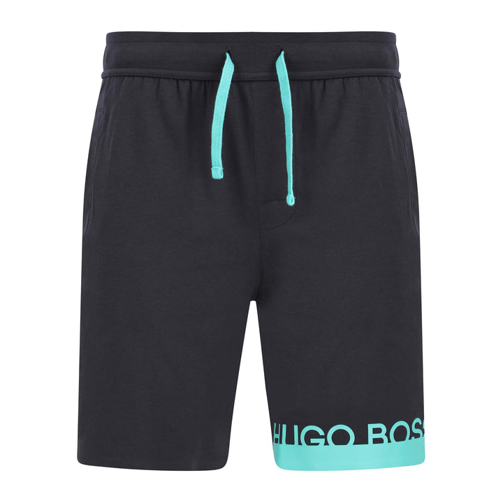 HUGO BOSS DRAWSTRING IDENTITY SHORT 50430702 OPEN BLUE (498)