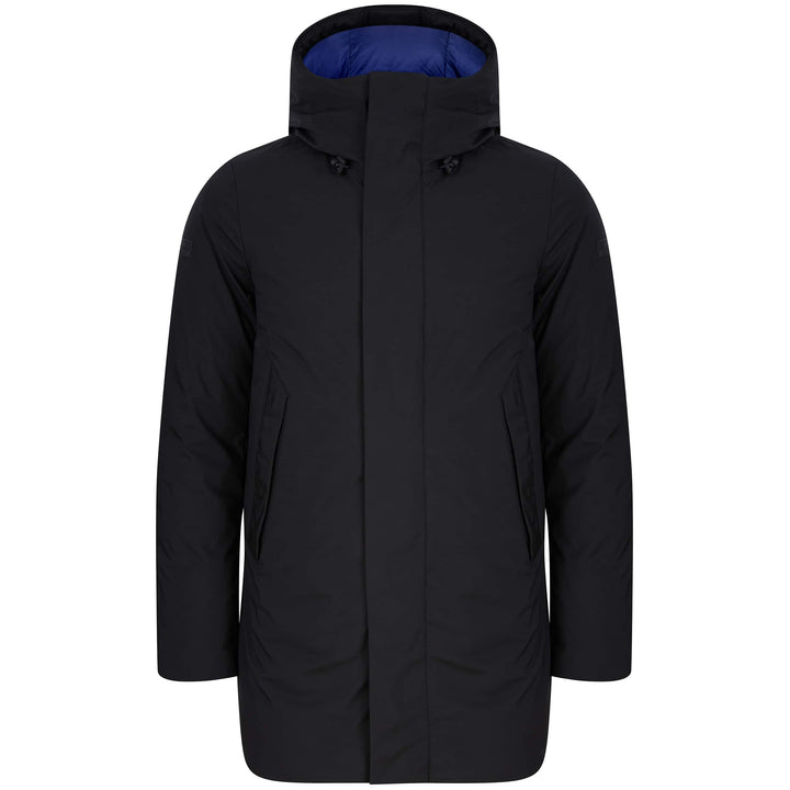 HETREGO L/S DOMINIC FITTED JACKET DOMINIC BLACK