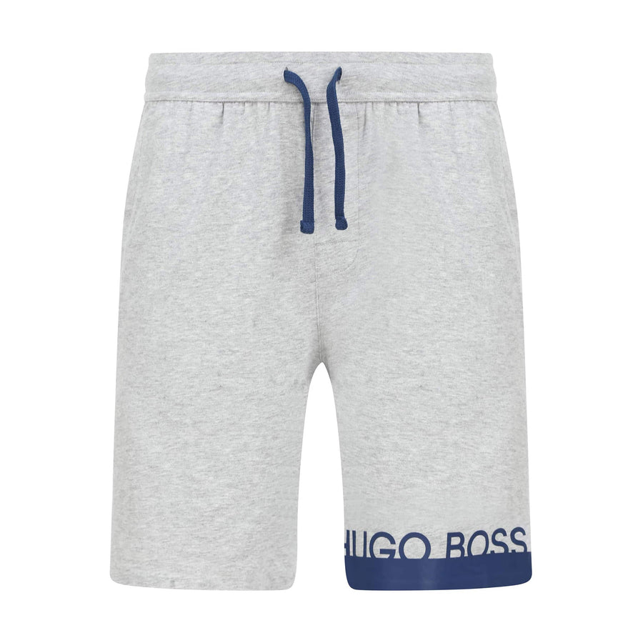 HUGO BOSS DRAWSTRING IDENTITY SHORT 50430702 LIGHT PASTEL GREY (054)