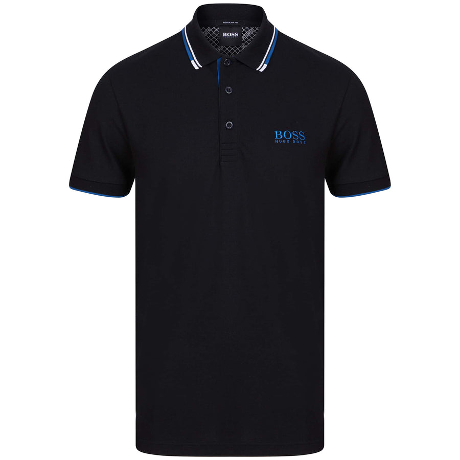 BOSS PADDY PRO POLO 50430796 BLACK (002)