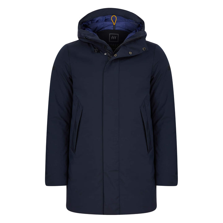 HETREGO L/S DOMINIC FITTED JACKET DOMINIC NIGHT