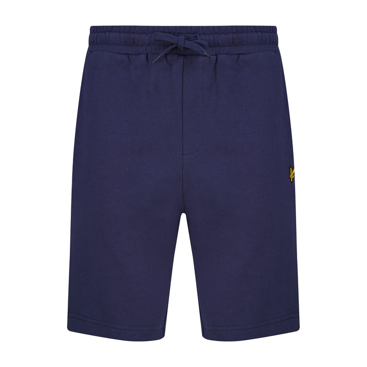 LYLE & SCOTT SWEAT SHORTS ML414VTR - Navy (Z99)