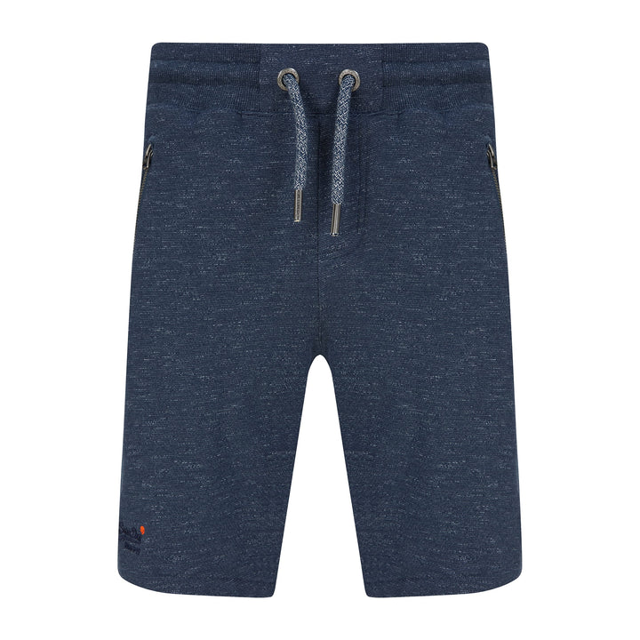 SUPERDRY ORANGE LABEL CLASSIC SWEAT SHORTS - M7110003A - Abyss Navy Feeder (ZW4)