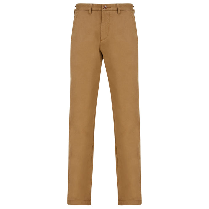 BARBOUR NEUSTON ESSENTIAL CHINOS - TR0606 - Sand (SN32)