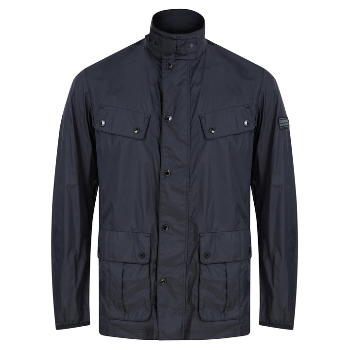 BARBOUR INTERNATIONAL DUKE PACKABLE JACKET - CA0703 - Black (BK11)