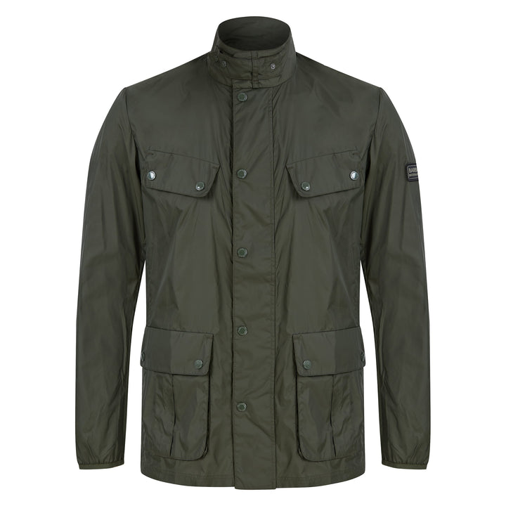 BARBOUR INTERNATIONAL DUKE PACKABLE JACKET - CA0703 - Sage (SG71)