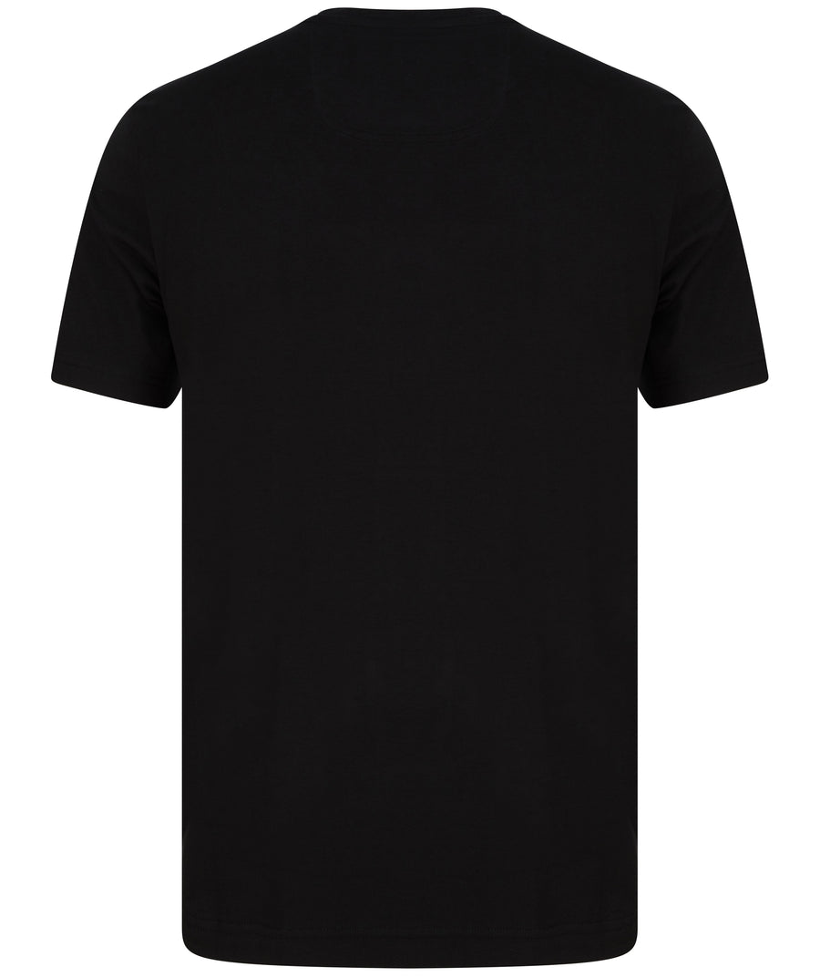 BOSS TEE 4 GRAPHIC T-SHIRT 50435888 BLACK (001)
