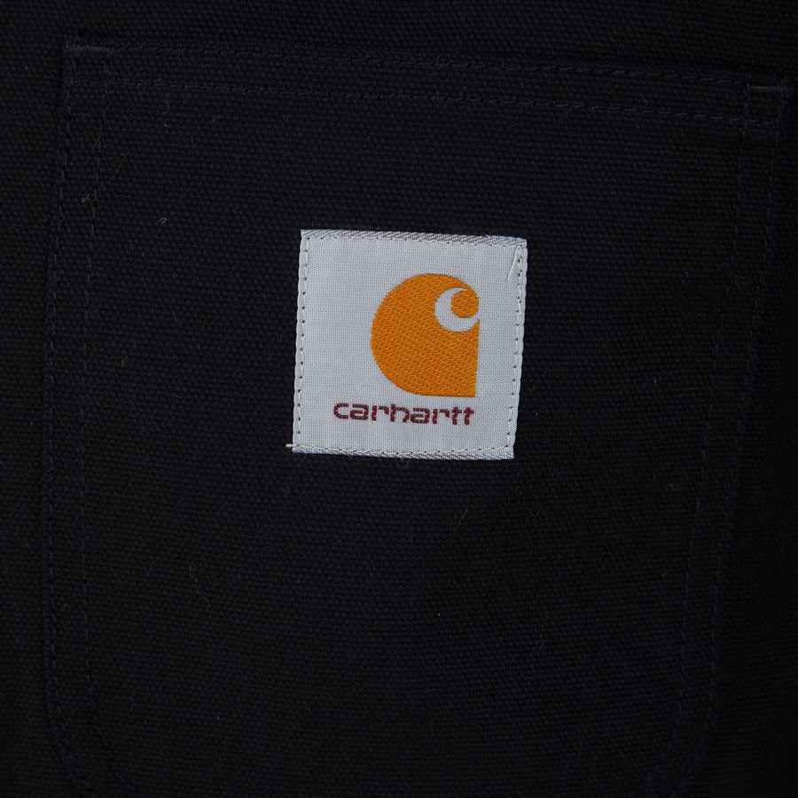 CARHARTT L/S MICHIGAN COAT I028425 BLACK RIGIDCARHARTT L/S MICHIGAN COAT I028425 BLACK RIGID