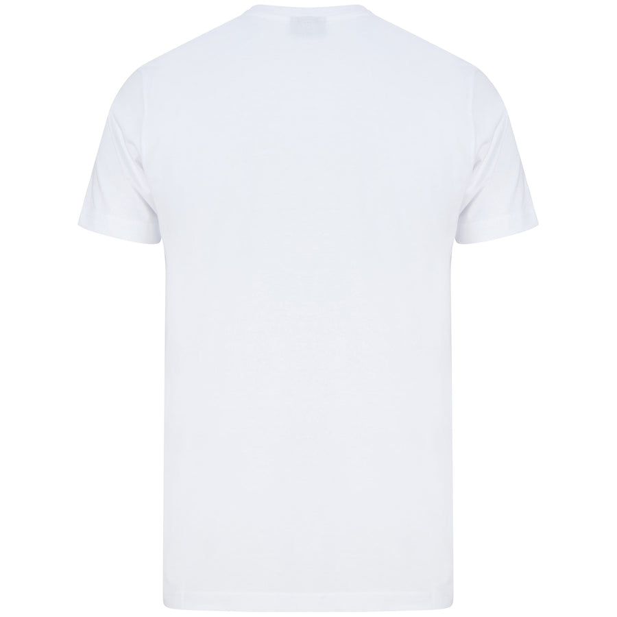 DIESEL S/S T-DIEGOS-K32 T-SHIRT A00354 WHITE Media 1 of 3