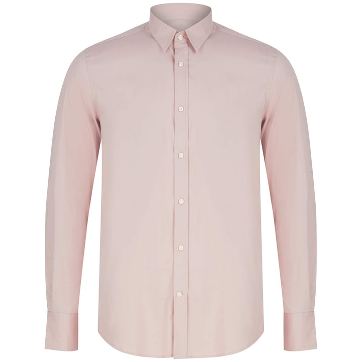 ANTONY MORATO SUPER SLIM FITTED SHIRT MMSL00375-FA450001 PINK