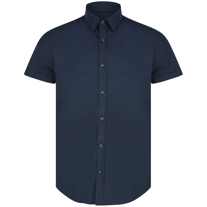 ANTONY MORATO SUPER FITTED SHIRT MMSS00110-FA450001 DEEP BLUE (7043)