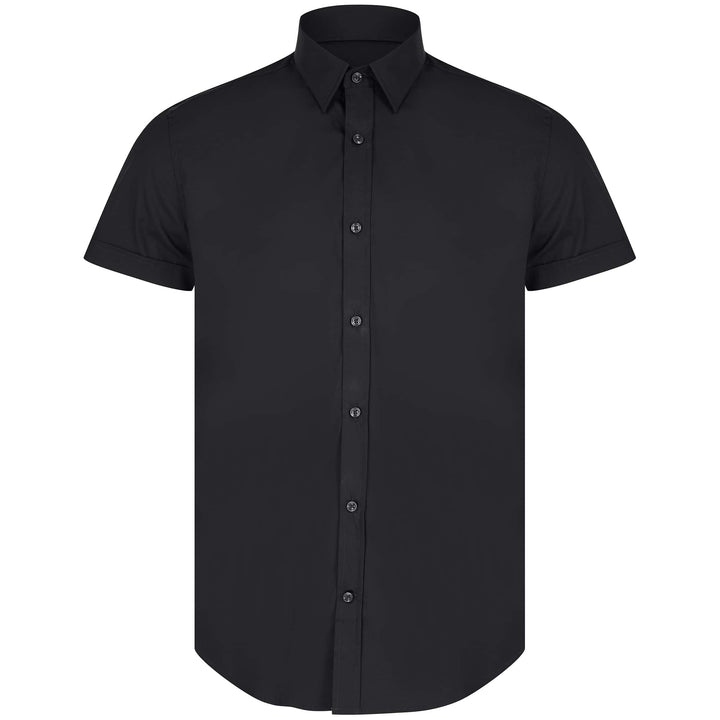 ANTONY MORATO SUPER FITTED SHIRT MMSS00110-FA450001 BLACK