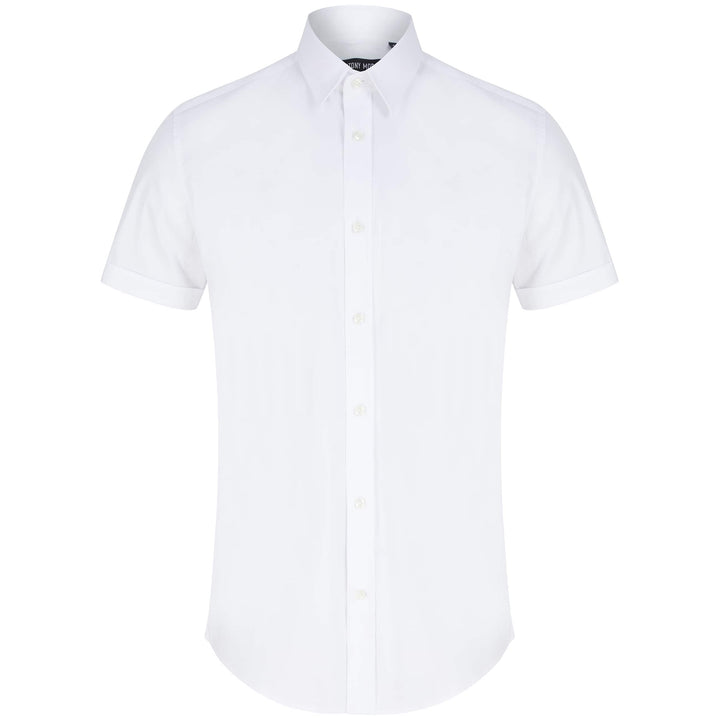 ANTONY MORATO SUPER FITTED SHIRT MMSS00110-FA450001 WHITE