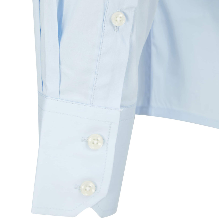 ANTONY MORATO SUPER SLIM FITTED SHIRT MMSL00627-FA450010 SKY (7027)