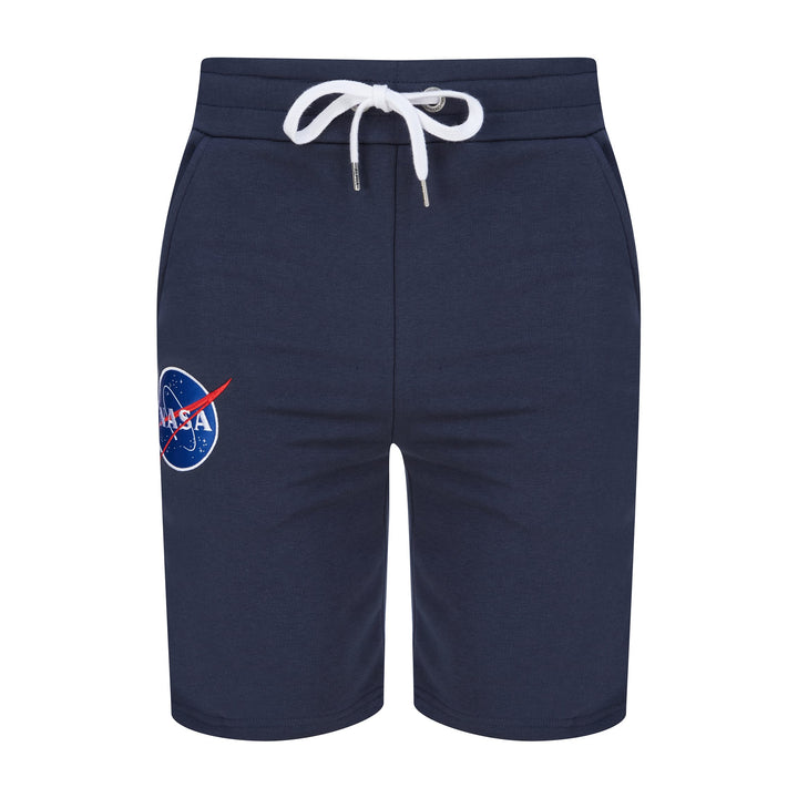 ALPHA INDUSTRIES NASA BASIC SWEAT SHORTS 116362 REP BLUE 07