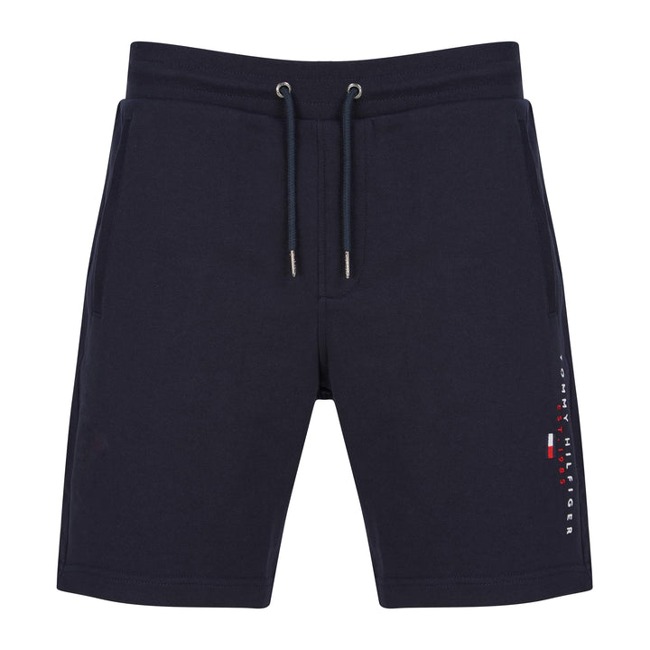 TOMMY HILFIGER ESSENTIAL SWEAT SHORTS MW0MW17401 - Desert Sky (DW5)