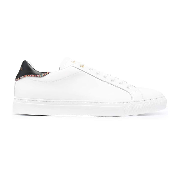 PAUL SMITH BECK LEATHER TRAINERS