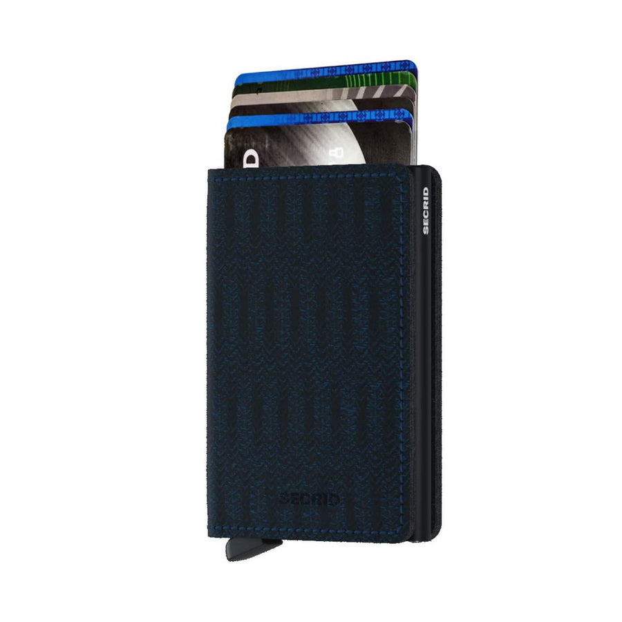 SECRID DASH SLIMWALLET NAVY