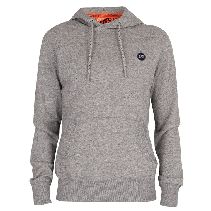 SUPERDRY L/S COLLECTIVE HOOD UB M2010095A DARK GREY GRIT
