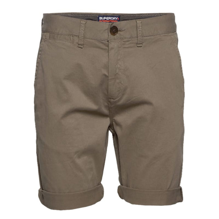 SUPERDRY INTERNATIONAL CHINO SHORT M7110018A DUSTY OLIVE