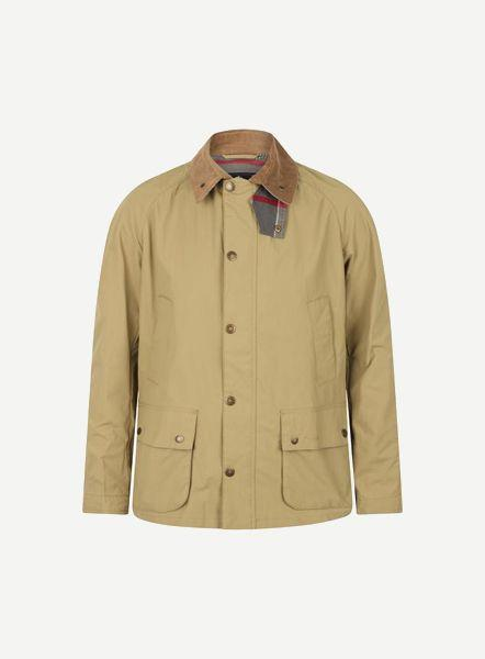 BARBOUR SQUIRE JACKET - MCA0473 STONE - mistr-co-uk