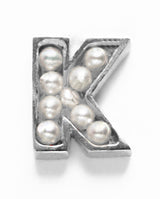 Showtime (alphabet) Pin -silver