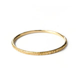 Super Skinny Golden Ring (bark)