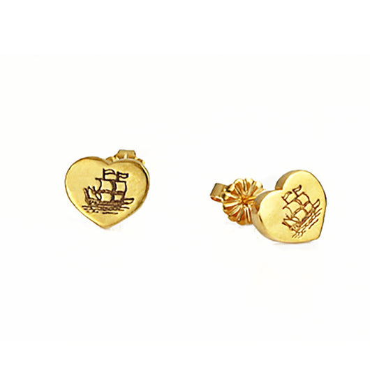 Love Ship Earrings
