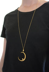 Me And The Moon Necklace