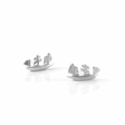 Ship Earrings