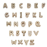 Showtime (alphabet) Pin / 9ct gold